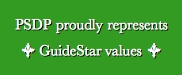 GuideStar values