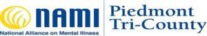 logo for NAMI (National Alliance on Mental Illness), Piedmont Tri-County